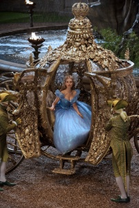 Cinderella's Carriage - Disney 2015