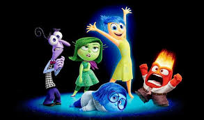 Inside Out by Pixar animation studios Directed by