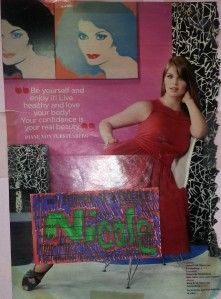 Last image from my wall.       Quote by Diane Von Furstenberg