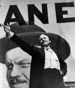 **Citizen Kane 1941 Orson Welles - Image of Charles Foster Kane from Imdb**